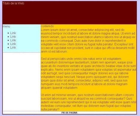 ~D13 - Diseño Web - tuto-kompozer1 | LINUX | Scoop.it