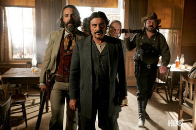 5 things transmedia startups can learn from HBO's Deadwood | Smart Media | Scoop.it