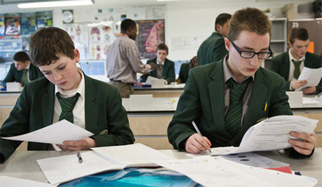 English Education System is Class Ridden | ESRC press coverage | Scoop.it