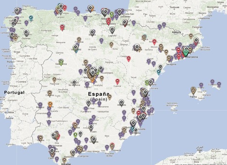 Spain Startup Map - the spanish startup ecosystem map | New mobile world | Scoop.it