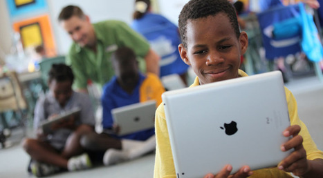 Welcome to the Moorooka ICT Framework   iPads and Pedagogy   Scoop.it