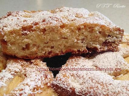 Torta di mele ed amaretti | Ricetta | ricette | Scoop.it