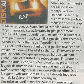 LA PRESSE   Disk'Air 2012   Scoop.it