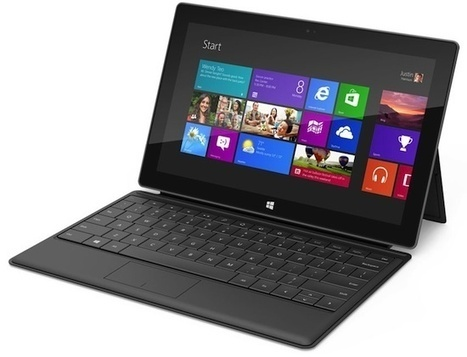 Microsoft will build more than 3 million Surface tablets according to IDC | Windows 8 Apps | Scoop.it
