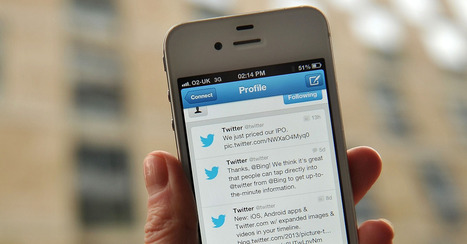 Twitter's Promoted Accounts Coming to Your Mobile Timeline | MobileLand | Scoop.it