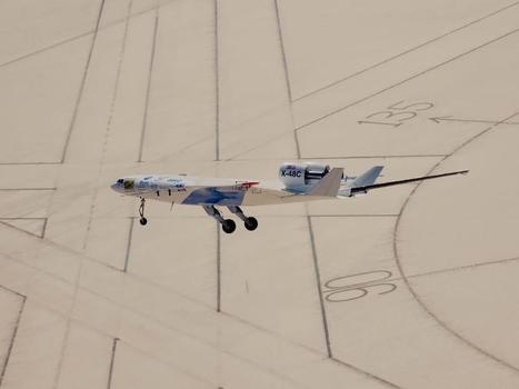 NASA's X-48 Project Completes Flight Research Campaign | Aerospace Innovation & Technology | Scoop.it