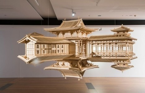 Sculptures by Takahiro Iwasaki | art history for chester | Scoop.it
