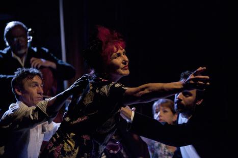 Le jour du grand jour, impromptu nuptial et turlututu funèbre, par le Théâtre Dromesko | Revue de presse théâtre | Scoop.it