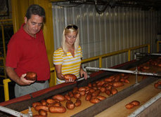 Sweet potatoes fit locally grown marketing initiatives | North Carolina Agriculture | Scoop.it