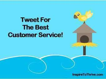 Customer Service The Twitter Way at The Speed of Light | Inspiring Social Media | Scoop.it