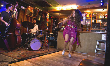 Tap Dance Jams at Smalls, Led by Michela Marino Lerman | NY Times | :: The 4th Era :: | Scoop.it