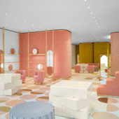 India Mahdavi Designed Red Valentino flagship store in London | retail and design | Scoop.it