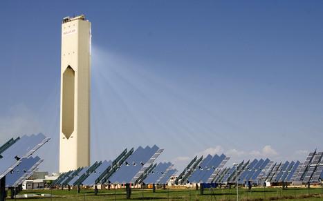 Solaire thermodynamique: 11% de l'électricité en 2050? | Natura Sciences | Systèmes énergétiques du futur | Scoop.it