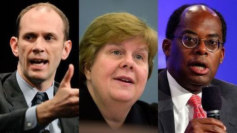 Who Are the Dark-Horse Candidates to Replace Bernanke? - Fox Business | FAS Speakers | Scoop.it