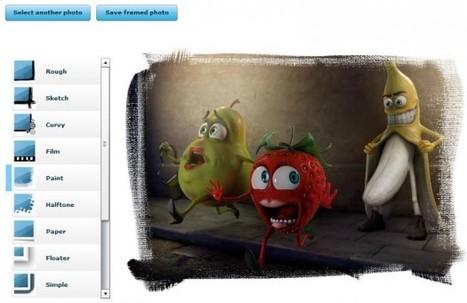 Ajouter un cadre autour d'une photo: ClipYourPhotos | Ce qui m'intéresse | Scoop.it