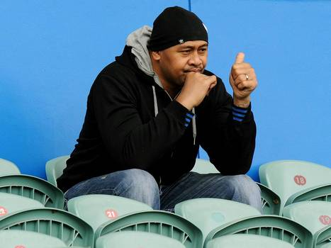 New Zealand rugby legend Jonah Lomu reveals he nearly died just hours after ... - The Independent | Sport Unlimited | Scoop.it