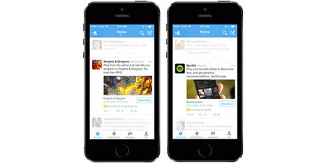 Twitter fa da oggi il suo ingresso nel mobile advertising con MoPub | Social Media War | Scoop.it