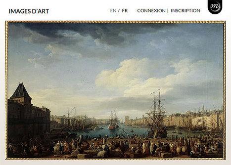 Une nouvelle plateforme pour consulter 500000 œuvres d'art-Éduscol HG | Histoire Géographie Enseignement | Scoop.it