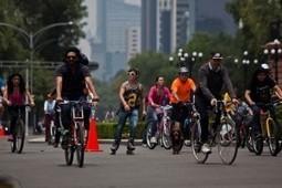 Alumnos de la UNAM crean chaleco inteligente para ciclistas | Educacion, ecologia y TIC | Scoop.it