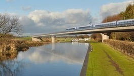 HS2 is neither cheap nor very popular along its route - ITV News   HS2 - The Midlands and beyond   Scoop.it