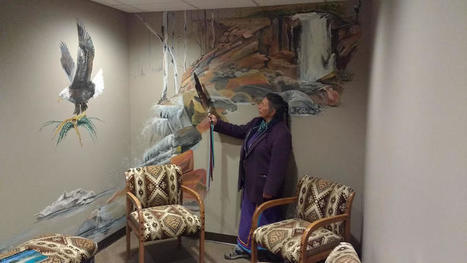 "Helena Hospital Opens ""Smudging"" Room For Native Americans 