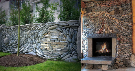 The Most Amazing Stone Walls You Will See Today | Sustainability: Permaculture, Organic Gardening & Farming, Homesteading, Tools & Implements | Scoop.it