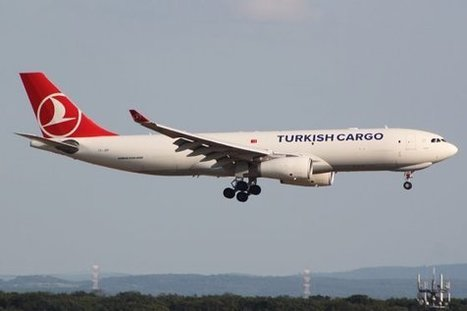 Turkish Airlines to Launch Cargo Service from Shannon to Chicago   AIR CHARTER CARGO AND FREIGHT   Scoop.it