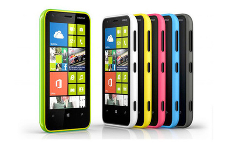 How would you change Nokia's Lumia 620? | Science | Scoop.it