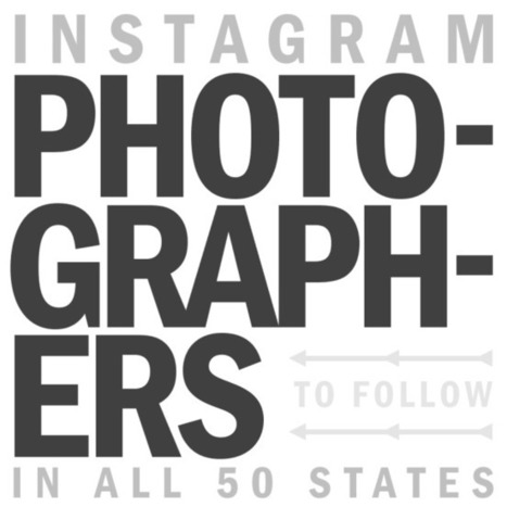 Instagram Photographers to Follow in All 50 States | The Art of Photography | Scoop.it