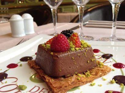 Saveurs à la carte... du restaurant Bouillon Racine à Paris | RESTOPARTNER : des restaurants  de qualités à Paris - France | Scoop.it