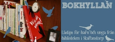 Bokhyllan | Uppdrag : Skolbibliotek | Scoop.it