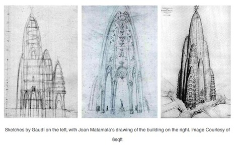 NEVER BUILT New York: Projects From Gaudí, Gehry and Wright that Didn't Make it in Manhattan   The Architecture of the City   Scoop.it