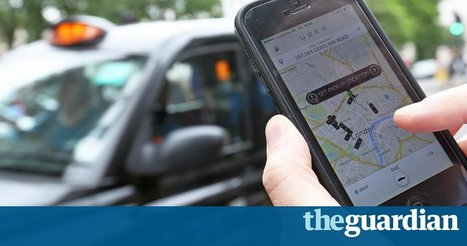 How Uber conquered London | Open & Social Innovation | Scoop.it