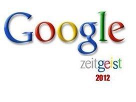 Google Zeitgeist 2012