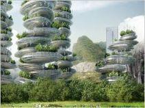 Asian Cairns : une ville verticale biomimétique | ecocity | Scoop.it