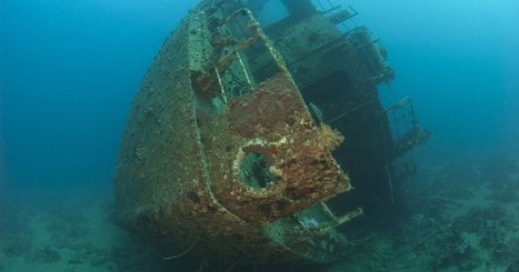 How 3D printing brought two shipwrecks back to the surface | News in Conservation | Scoop.it