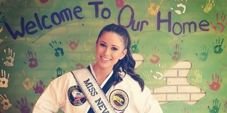 9 Things You Didn't Know About Miss USA Nia Sanchez | Mixed American Life | Scoop.it