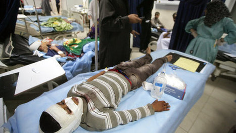 Bomber Kills 13 Children At Iraq School Playground | Middle East & Northern Africa | Scoop.it