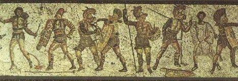 ¿Gladiadores Vegetarianos? | Ave Caesar, morituri te salutant! | Scoop.it