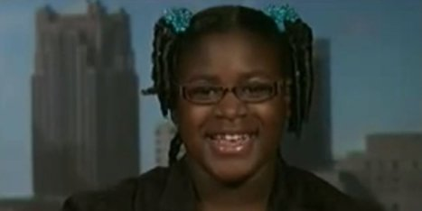 11-Year-Old Hero Shields Her Friends From Gunfire | SocialAction2014 | Scoop.it