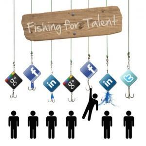 [Infographie] Comment les recruteurs utilisent les médias sociaux ? | Social media - E-reputation | Scoop.it