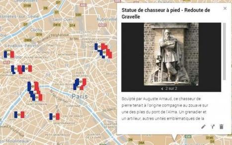 CARTE INTERACTIVE. La guerre de Crimée dans les rues de Paris et de sa banlieue - Le Parisien | Nos Racines | Scoop.it