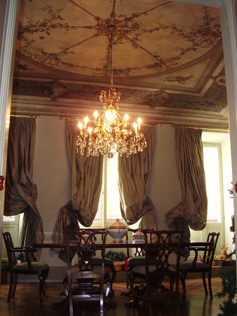 Palazzo Nicoletti Ballati Bonaffini: a B&B inside an historical palace | Le Marche Properties and Accommodation | Scoop.it