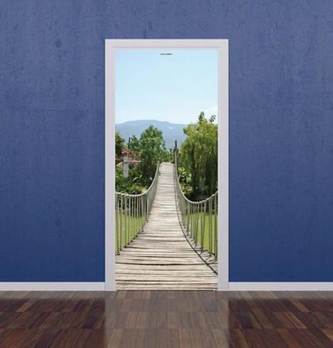 FOTOMURALES PARA PUERTAS | Puertas | Scoop.it