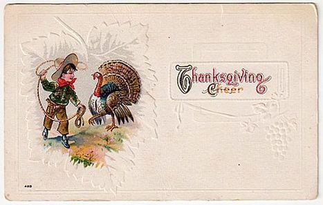 Cowboy Thanksgiving Cheer (1900) | Horse and Rider Awareness | Scoop.it