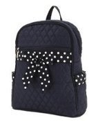 Belvah Quilted Solid Pattern Backpack Style Handbag   Purse For Stylish Women   Scoop.it