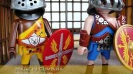 Gladiator - Playmobil tribute | Langues anciennes et antiquité | Scoop.it