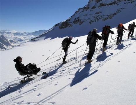 Environnement | « Enchaîner plusieurs sommets à plus de 4 000m d'altitude en quatre jours » | ski de randonnée-alpinisme-escalade | Scoop.it