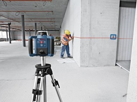 Lasers rotatifs Bosch et CST/Berger | Le monde de l'outillage professionnel | Scoop.it
