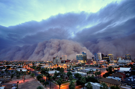 15 spectacular Dust Storms rolling in | Everything from Social Media to F1 to Photography to Anything Interesting. | Scoop.it